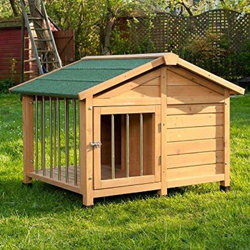 Sylvan Caseta perro fuera casa cómodo Protección