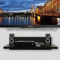 A10 Shop Sigma X50 TV Set Top Box/ DVD Wall Shelf (Wenge)