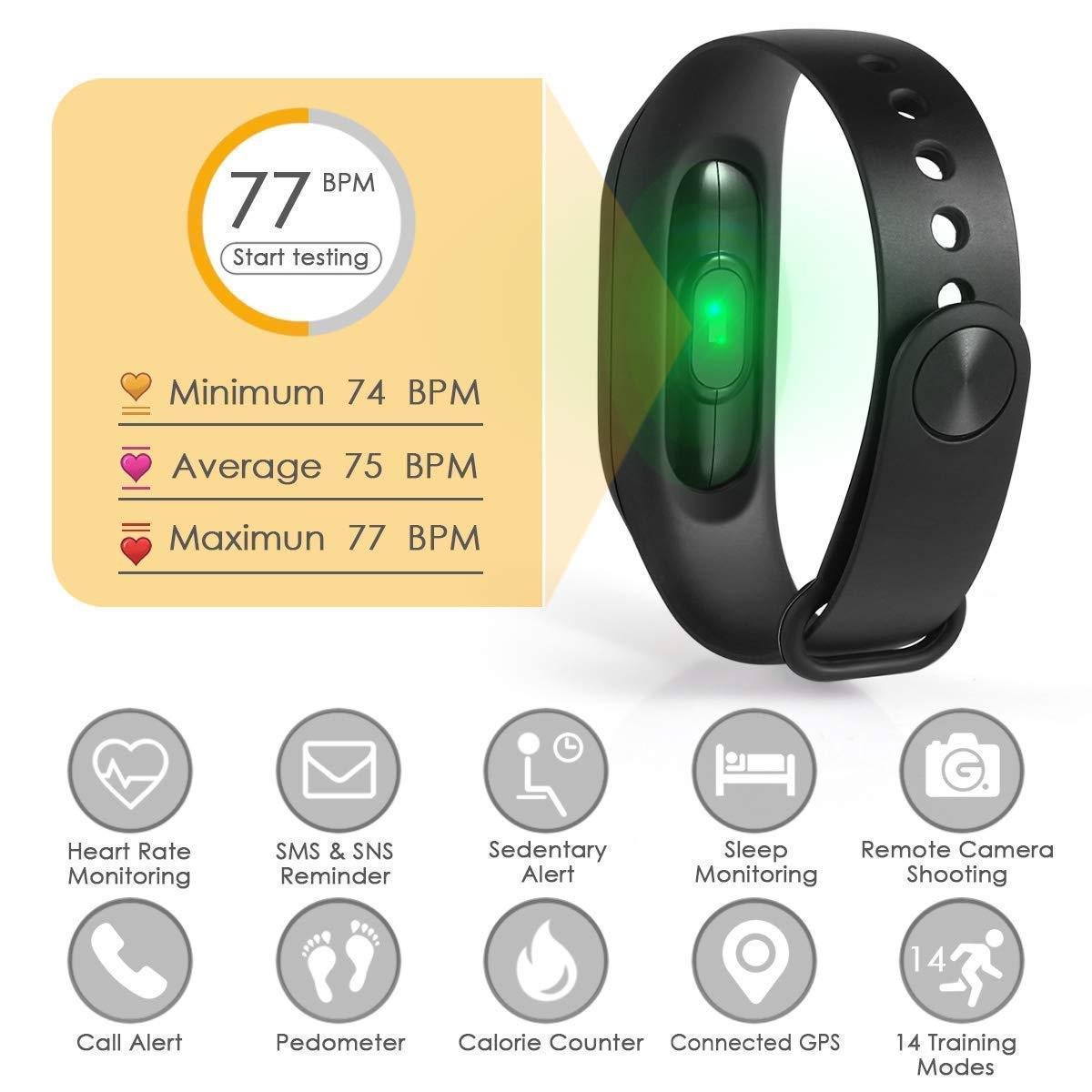 MOM'S GADGETS M3 Intelligence Bluetooth Smart Watch/Smart