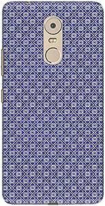 The Racoon Lean printed designer hard back mobile phone case cover for Lenovo K6 Plus. (Purple Flo)