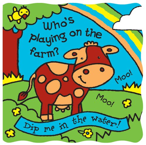 Who's Playing on the Farm? (Magic Bath Books)