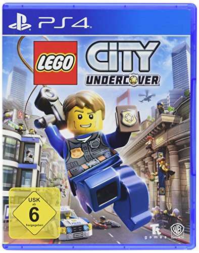 Lego City Undercover [PlayStation 4] (Ps3 Gta Spiele 6)
