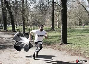 Parachute de Vitesse 4Trainer - Travail de Résistance - Préparation physique - Livraison Offerte