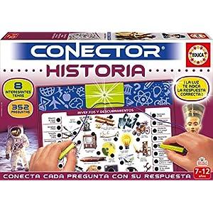 Educa- Conector Historia Juego Educativo para niños, a Partir de 7 años (17705)