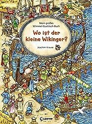 Mein großes Wimmel-Guckloch-Buch - Wo ist der kleine Wikinger?