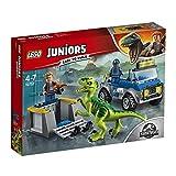 LEGO Juniors - Camión de rescate del Raptor, juego de construcción (10757)