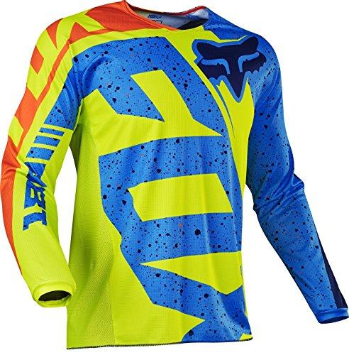 maillot-motocross-enfant-fox-2017-180-nirv-jaune-bleu-m-enfant-jaune