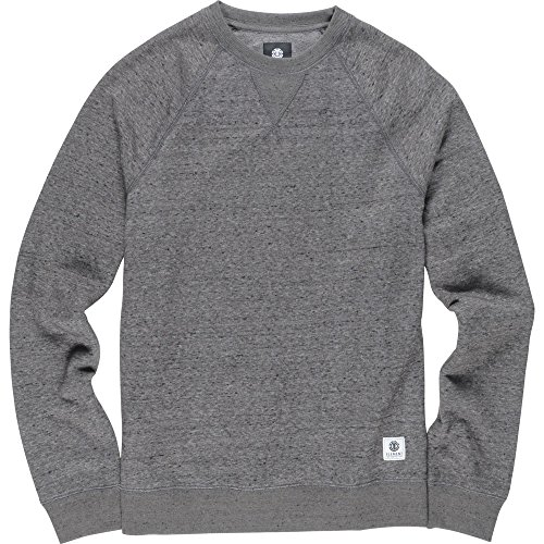 Meridian Crew Neck Größe: L Farbe: Charcoal (Element Sweater Crew)