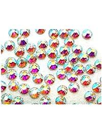 EIMASS® 7747Grado A brillantes de cristal flat-back tallados de piedras preciosas cristales Bling Disfraces, teléfono, fundas para artículos personales