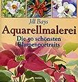 Aquarellmalerei - Die 50 schönsten Blumenportraits von Weltbild bei TapetenShop