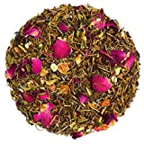 #6: The Indian Chai - Ayurvedic Shanti Tea 100g | Peace Tea | Herbal Tea Tisane | Boosts Mental Clarity | Enhances Memory | Reduces Stress and Tension | Soothes Nervous System | Nitrogen Filled, Vacuum Sealed for Freshness |
