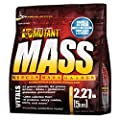 PVL Mutant Mass 2200 g Vanilla Weight Gain Shake Powder by Tropicana Health & Fitness Ltd