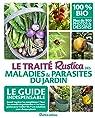 Le traité Rustica des maladies & parasites du jardin par Klecka
