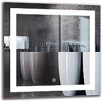 ARTTOR Grand Miroir Mural ou Petit Miroir Salle de Bain. Diverses Dimensions. Design Classique - Un Elément Décoratif…