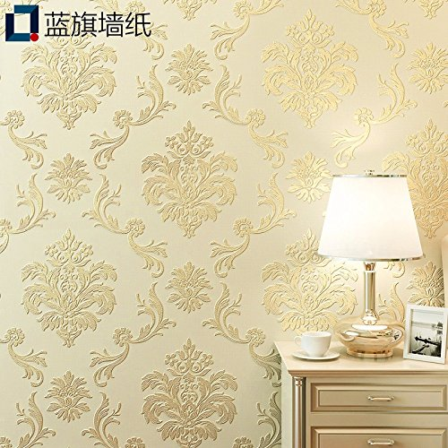 bizhi-3d-damask-wallpaper-para-inicio-contemporaneo-pared-cubriendo-tela-no-tejida-de-material-adhes