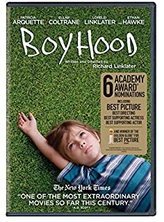 Boyhood by Patricia Arquette