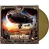 Pyogenesis: A Kingdom To Disappear (Gtf.180gr Gold Vinyl) [Vinyl LP] (Vinyl)