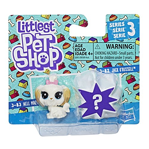 Littlest Pet Shop Littles PEP Pet Pack 2(Hasbro b9389eua)