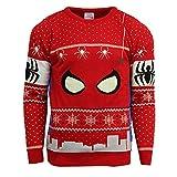 Spiderman Weihnachtspullover