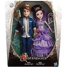 Disney Descendants Ben & Mal Exclusive 11 Doll [Coronation] by Disney