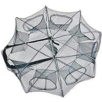 Baoblaze Brail Fischerkescher Nylon Netz Geringes Gewicht Feinmaschig /& Durabel Fischernetz