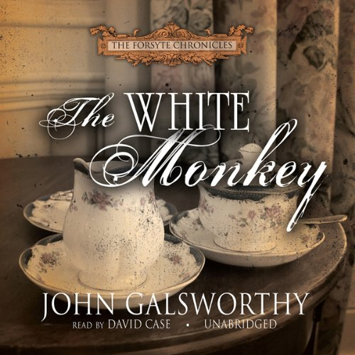 The White Monkey  Audiolibri