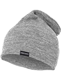 "Urban: ""Long Beanie Hat-Size: one size, Color: grey ...TB307"