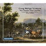 Telemann:Wind Concertos  [La Stagione Frankfurt; Camerata Koln, Michael Schneider] [CPO: 777939-2]