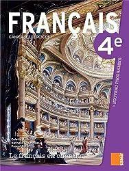 Le Français en Chantier 4e - Cahier d'Exercices