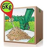 """Attivatore Compostaggio """"Compost"""" Confezione Risparmio da 6 Kg"""