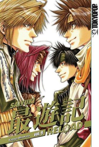 saiyuki-reload-volume-9