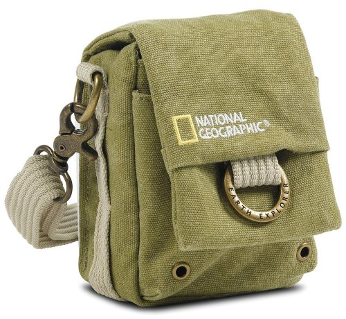 National Geographic NG 1153 Earth Explorer Tasche Medium National Geographic Earth Explorer