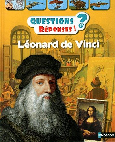 Leonard de Vinci - Questions/Réponses - doc dès 7 ans (42) par Sylvie Baussier