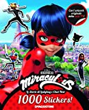 Scarica Libro 1000 stickers Miraculous Le storie di Ladybug e Chat Noir Con adesivi Ediz a colori (PDF,EPUB,MOBI) Online Italiano Gratis