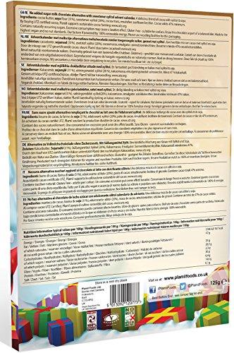 Plamil Vegan Adventskalender ohne Zuckerzusatz (mit Xylitol )