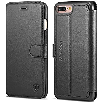 IPhone 8 Plus Case 7 SHIELDON Leather