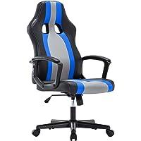 IntimaTe WM Heart Chaise Gaming Ergonomique, Fauteuil de Bureau Pivotant, Dossier Haut, Chaise pour Ordinateur, Assis…