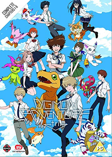 Digimon Adventure Tri: The Complete Movie Collection [6 DVDs]