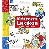 Mein erstes Lexikon: Schauen-Klappen-Staunen (Wieso? Weshalb? Warum? Sonderband)