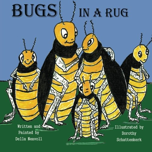 Bugs in a Rug (Bug Rug)