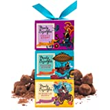 Monty Bojangles Cocoa Dusted Truffles Gift Tower, 300g