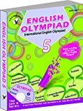 International English Olympiad - Class 5  with CD: Essential Principles with Examples, Mcqs and Solutions, Model Test Papers
