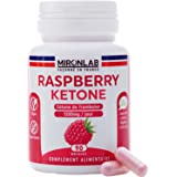 Raspberry Ketone | Complément Alimentaire Minceur | Cétone de Framboise | Brûleur de Graisse Idéal Régime Keto | Pur extrait