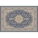 Maravillosa alfombra Oriental con estampado persa – Alfombra Persa Sitap Hali 8744 – 234
