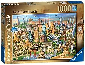 Ravensburger World Landmarks, 1000Jigsaw Puzzle