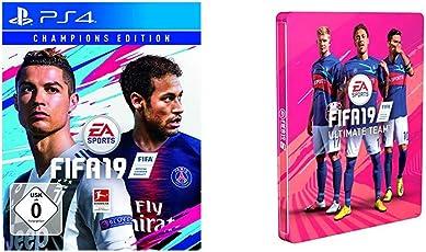 FIFA 19 - Champions Edition inkl. Steelbook - [PlayStation 4]
