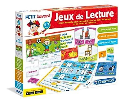 Clementoni - 62550.5 - Jeu Educatif - Jeux De Lecture - 5 à 7 ans