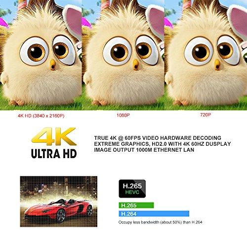U2C Android 7 1 OS Smart Z Turbo Mini TV Box 3G 16G Octa