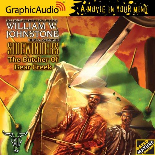 Sidewinder Audio (Sidewinders 7: Butcher Of Bear Creek)