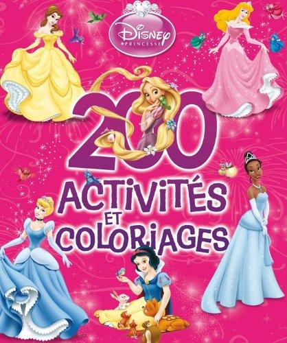 200 colos et activités Princesses